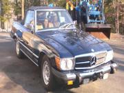 1982 MERCEDESBENZ Mercedes-Benz 300-Series Base Convertible 2-Door