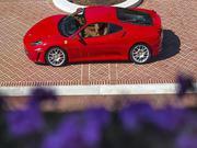 2005 Ferrari v8 Ferrari 430 coupe