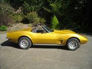 1973 Chevrolet Corvette roadster